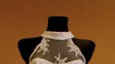 Wyjątkowa suknia ślubna PAPILIO 814