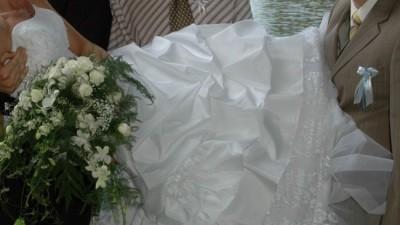 wyjątkowa suknia ślubna rozm 36-38 sprawdź sama warto!!!