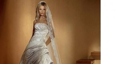 Wyjątkowa suknia ślubna - San Patrick Bedford