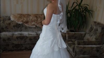 Wyjątkowa suknia ślubna Sincerity 3511