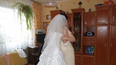 """Wyjątkowa Suknia Ślubna """"Suzi"""""""