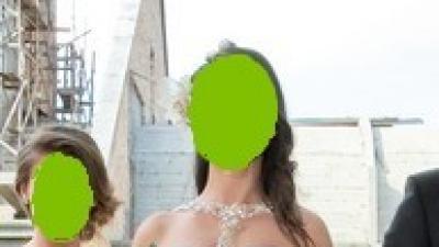 Wyjątkowa suknia w okazyjnej cenie