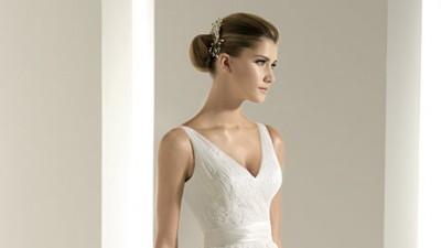 Wyjątkowa suknia White One 6228