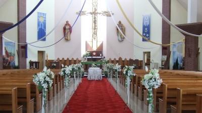 Wyjątkowe dekoracje ślubne