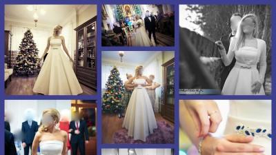 Wyjątkowo kobieca suknia ślubna!