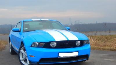 Wyjątkowy samochód Ford Mustang GT