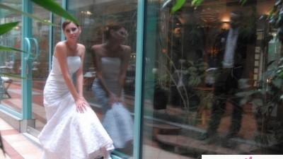 Wymarzona ślubna suknia