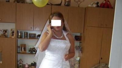 Wymarzona suknia ślubna!!!!