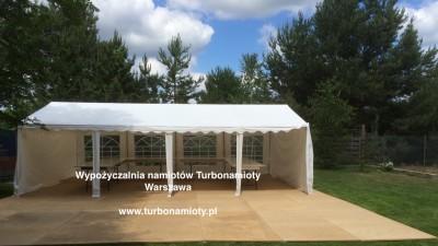 Wynajem namiotów Warszawa Wypożyczalnia namiotów Turbonamioty