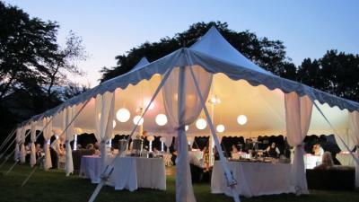 Wynajem namiotu na wesele, imprezy, komunie, chrzty - woj Lubelskie