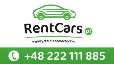 Wypożyczalnia RentCars.pl wynajem aut Jasło