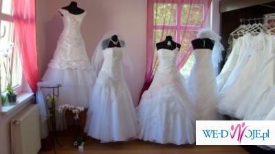 Wyprzedaż sukien ślubnych