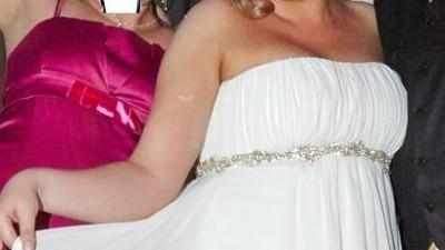 XXL - suknia muślinowa