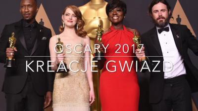Zachwycająca Nicole Kidman, urocza Emma Stone i piękna Jessica Biel. Tak gwiazdy wyglądały podczas gali wręczania Oscarów 2017