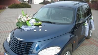Zawiozę do ślubu limuzyną w stylu retro CHRYSLER PT CRUISER !