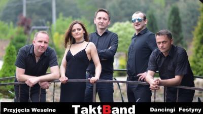 Zespół Muzyczny TaktBand  tel.: 517 907 467