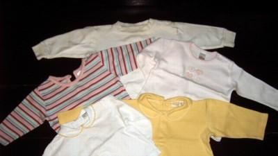 Zestaw bluzeczek