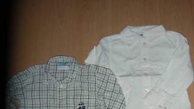 zestaw koszul 104 H&M coolclub