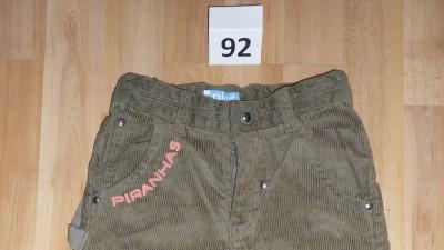 Zestaw ubranek dla chłopca rozmiar 92