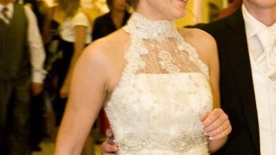 Zjawiskowa suknia Alis