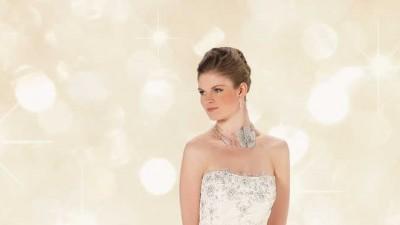 Zjawiskowa suknia Lise Saint Germain model - Australe