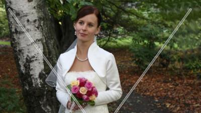 zjawiskowa suknia ślubna