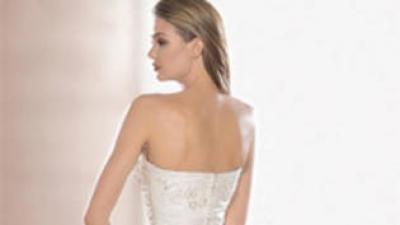 Zjawiskowa suknia ślubna Alterier Diagonal rozm 36/38