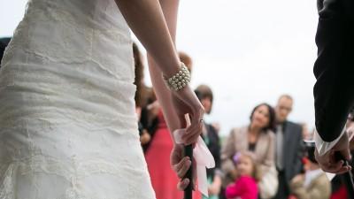 Zjawiskowa suknia ślubna Cymbeline Fadela/Houston!!