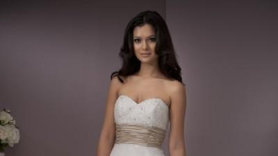 Zjawiskowa suknia ślubna Fabiola rozm.36