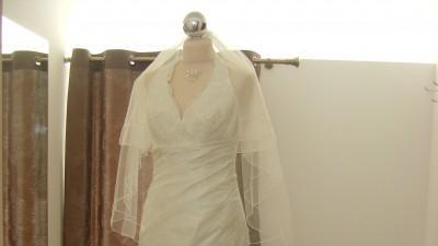 Zjawiskowa suknia ślubna firmy Gala model Jennifer