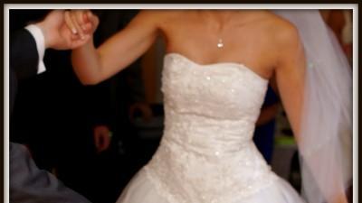 Zjawiskowa suknia ślubna Princessa z dodatkami