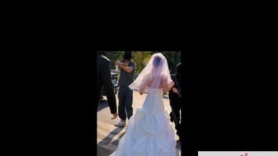 Zjawiskowa, wyjatkowa, oryginalna suknia ślubna