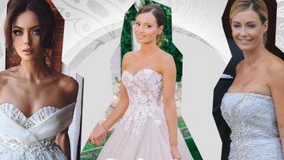 """Zobacz najpiękniejsze suknie ślubne gwiazd, które powiedziały """"tak"""" w 2016 roku!"""