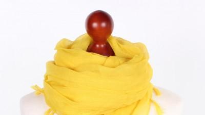 Żółta chusta