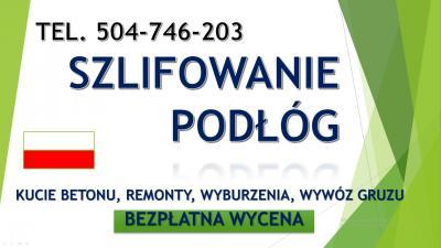 Zrywanie kafli, podłogi starego kleju tel. 504-746-203, Wrocław  i subitu oraz żywicy po demontażu podłogi, pcv.