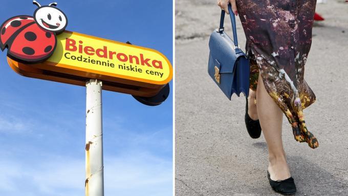Skórzane baleriny Loft37 w Biedronce za 49 zł. Normalnie