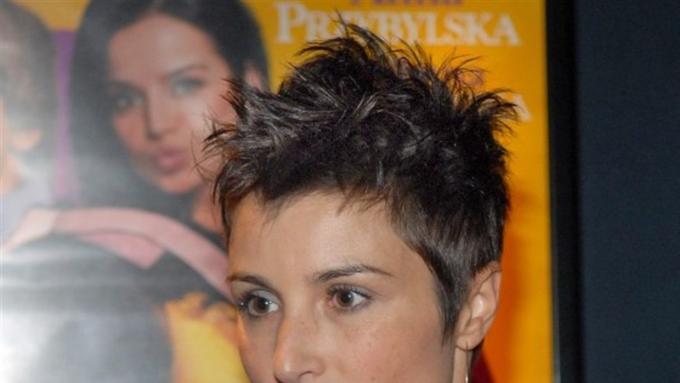 Czarne Włosy Upięte W Kucyk Fryzury Z Krótkich Włosów Fryzury