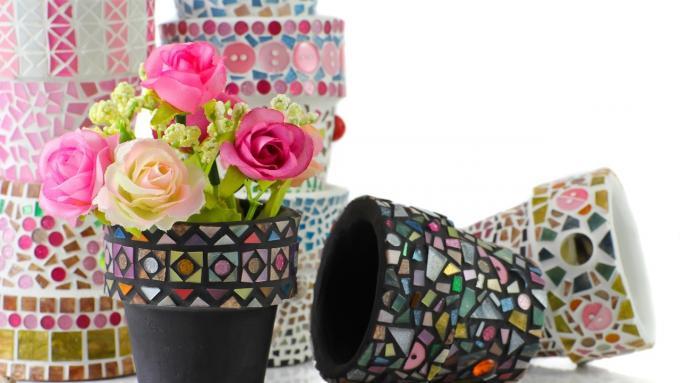 5 Pomysłów Jak Odnowić Plastikowe Doniczki Porady Domowe