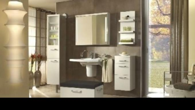 komfortowe i stylowe meble �azienkowe dom aranżacje