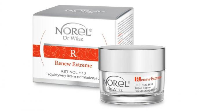 Krem z retinolem Norel