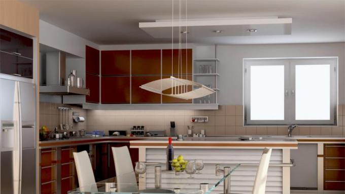 Jak połączyć kuchnię i pokój  Dom  Porady domowe  Polki pl