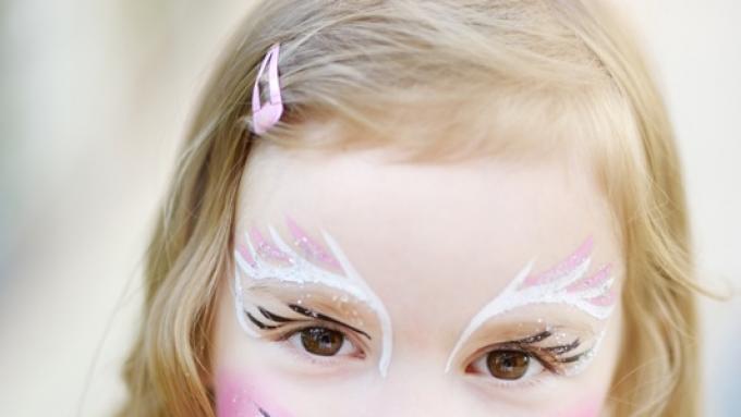 Malowanie Twarzy Dzieciom Twarz I Makijaż Polkipl