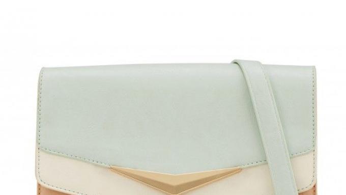 beed9f67d110f limonkowa torebka przez ramię, H&M, 59zł - Torebki przez ramię - przegląd  wiosna 2014 - Dodatki - Zdjęcie 23 - Polki.pl