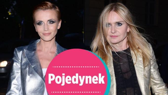 Pojedynek Gwiazd Katarzyna Zielińska I Monika Olejnik