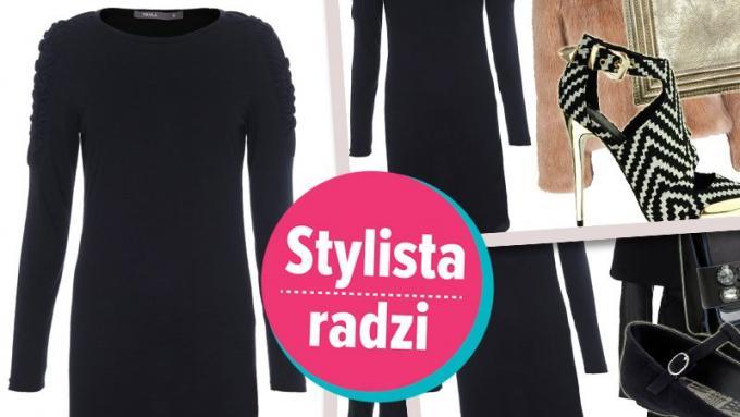 Stylizacje Na Sylwestra 2015 Mała Czarna Modne Stylizacje Jak