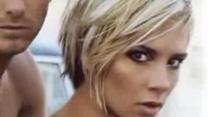 Fryzura W Stylu Victorii Beckham Video Pielęgnacja Ciała
