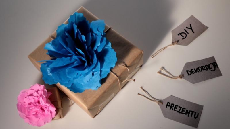 Jak oryginalnie zapakować prezent? - DIY