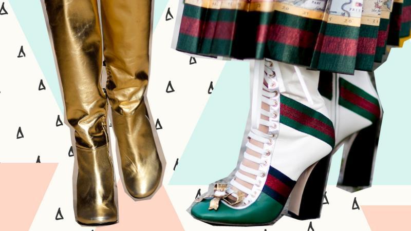 Może nowe buty? Zobacz, jakie modele są najmodniejsze w tym sezonie