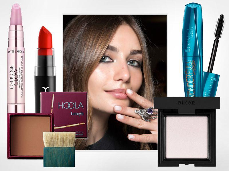 10 kosmetyków, z którymi nie rozstają się modelki