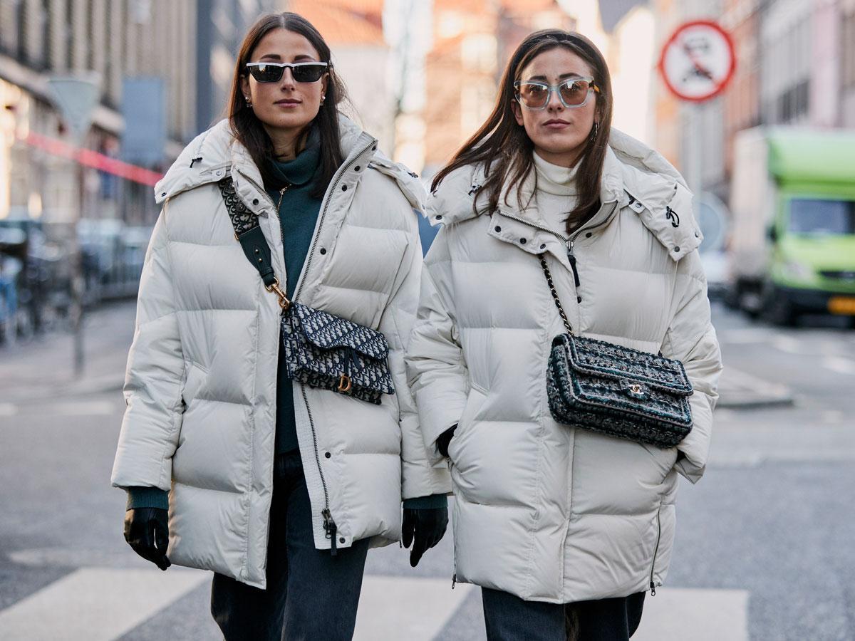 Płaszcz puchowy - modele z kolekcji jesień-zima 2019/2020